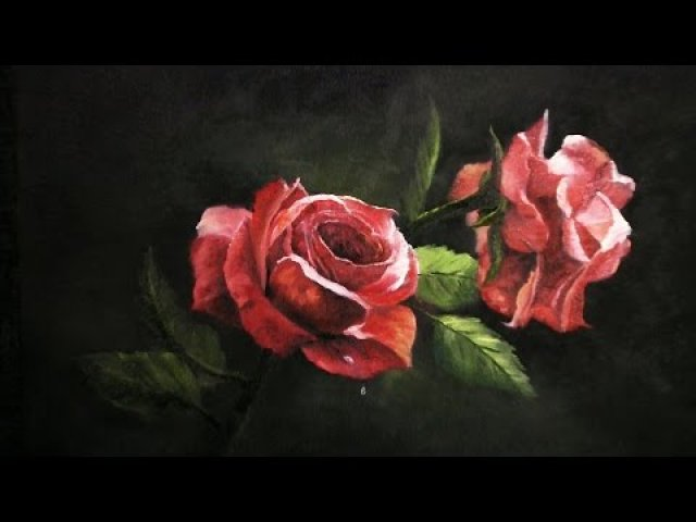 Рисуем дмитрий роза